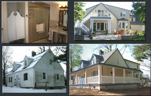 Recent Project renovating the exterior of a home in Montgomery County PA
